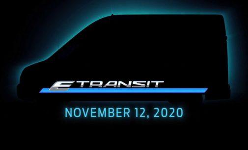 Gölcüklü E-Transit görücüye çıkıyor