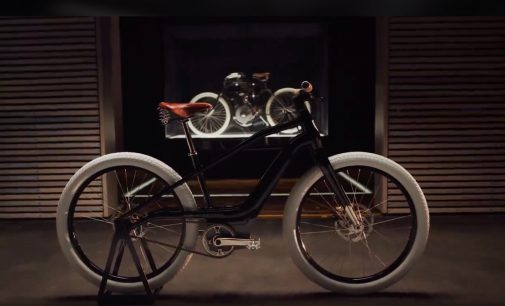 Harley-Davidson'dan elektrikli bisiklet