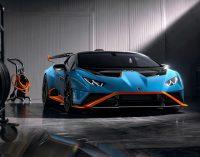 Yarışçı Lamborghini