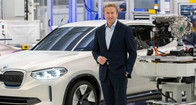 5 BMW'den biri elektrikli olacak