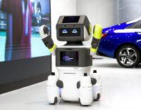Otomobilleri robotlar satacak