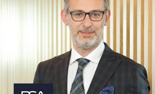 PSA Türkiye'de üst düzey atama