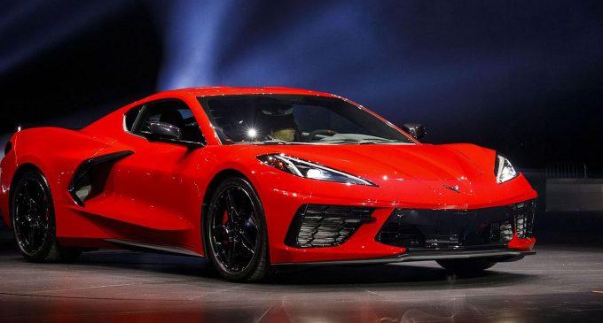 SUV modasına Corvette katılıyor