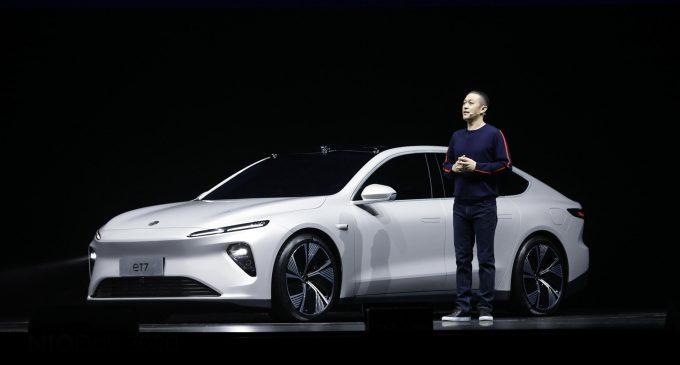 Çinli Nio, Tesla'ya rakip olacak