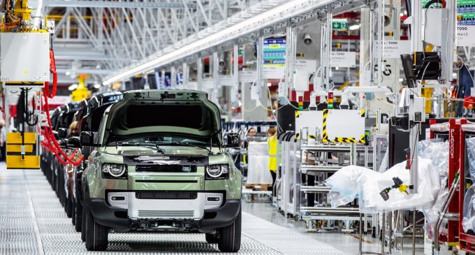 Jaguar Land Rover elektrikleniyor