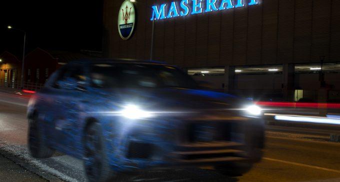 İşte Maserati'nin küçük SUV'u