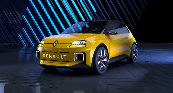 Renault logosunu değiştiriyor