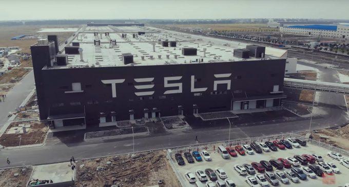 Tesla'nın Avrupa heyecanı
