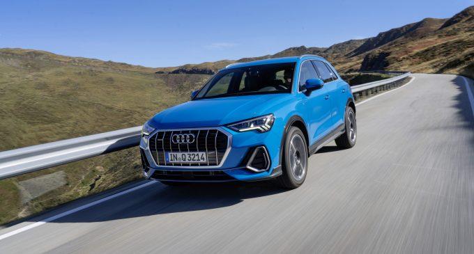 Audi'de kapanmada satışa devam