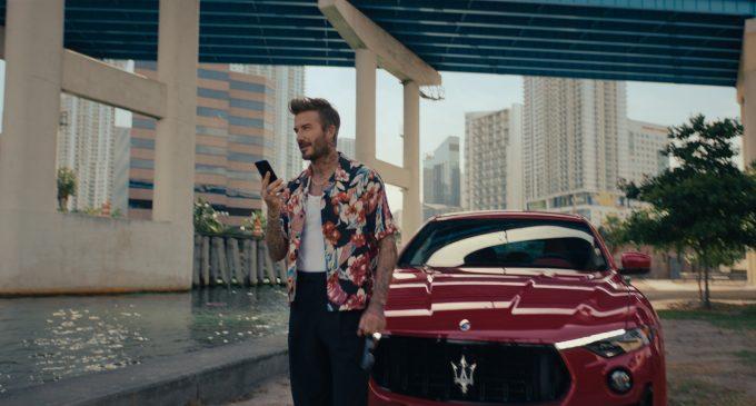 Maserati'nin yeni marka elçisi