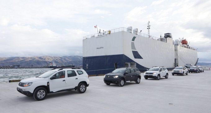Otomotive özel Ro-Ro limanı