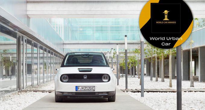 Yılın Şehir Otomobili seçildi
