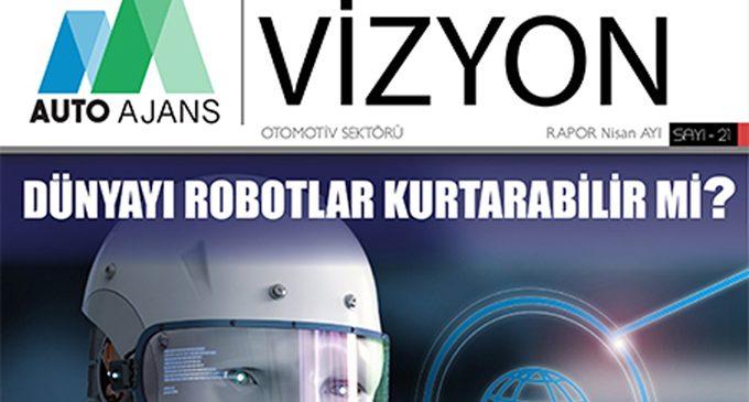 Salgında yardıma robotlar mı koşacak?