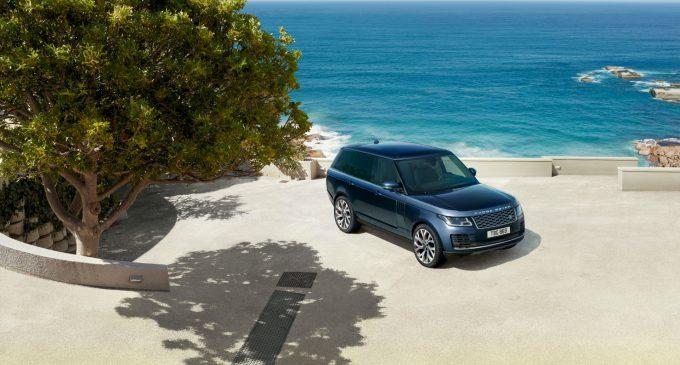 Range Rover'a özel versiyon