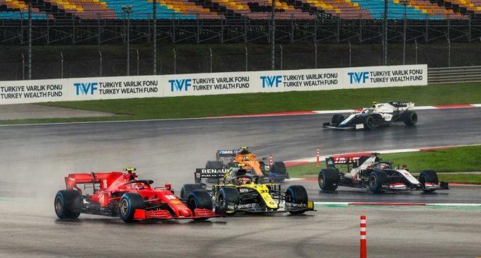Formula 1 heyecanı yeniden Türkiye'de