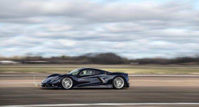 500 km/s hıza ulaşabilecek mi?