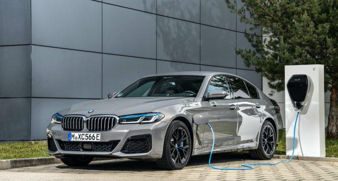 BMW'den 5 yeni model