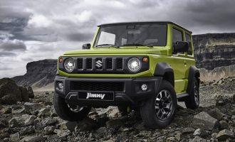 Suzuki'den uzun Jimny sürprizi
