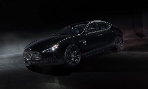 Ünlü tasarımcıdan özel Maserati'ler