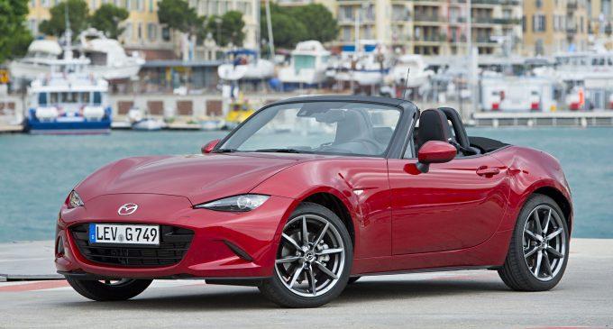 Mazda elektrikleniyor