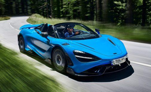 McLaren'in en güçlü üstsüzü