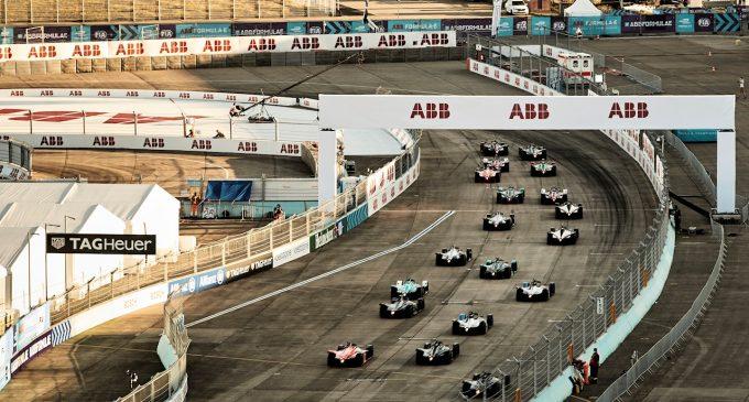 Formula E'de sezon finali