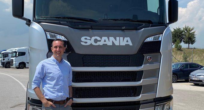Scania'ya yeni Pazarlama Müdürü