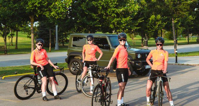 Kadın bisiklet takımı yarışacak