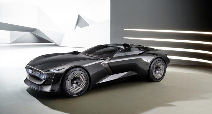 Audi'den geleceğin konsepti
