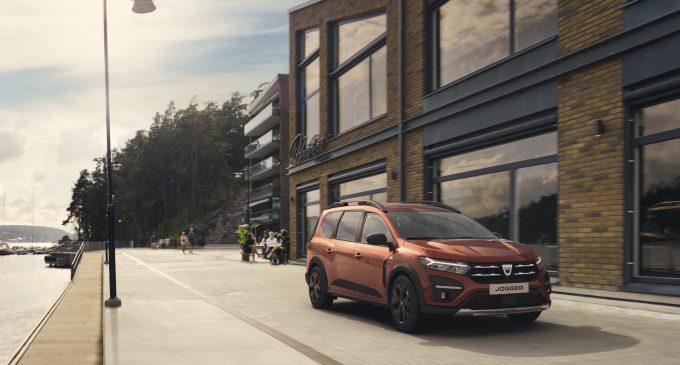 Outdoor tutkunlarına 7 kişilik Dacia