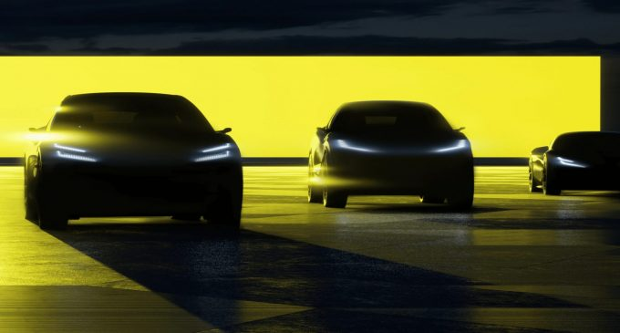 Lotus'tan 4 yeni elektrikli
