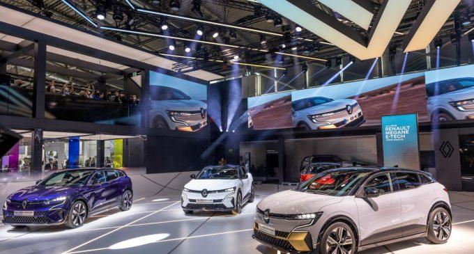 Renault'nun elektrikli atağı
