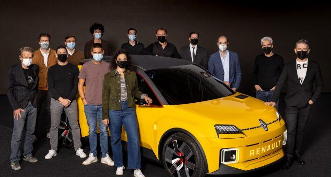 Renault'nun konseptlerine ödül