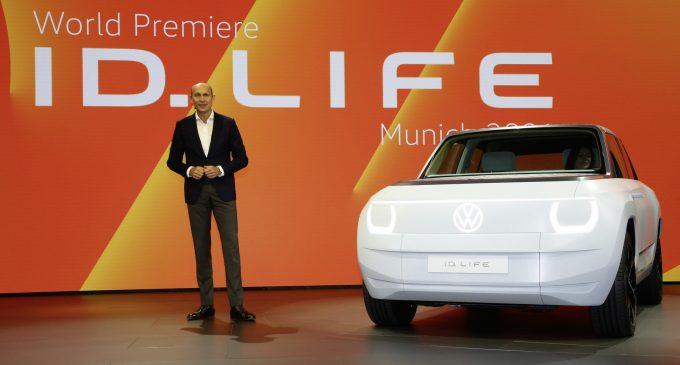 Ulaşılabilir fiyatlı elektrikli VW