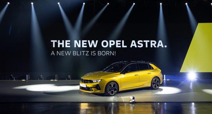 Yeni Astra 2022'de Türkiye'de