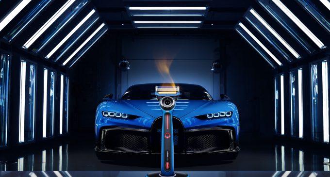 Bugatti ile dünyanın en pahalı tıraşı