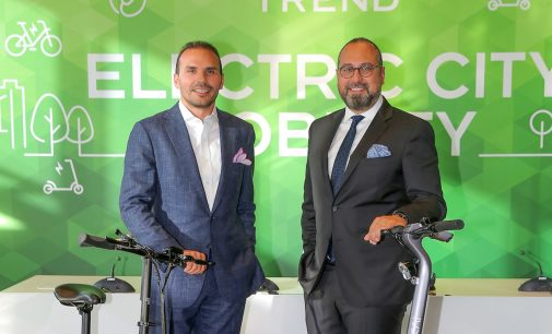 e-bisiklet ve scooter pazarına girdi