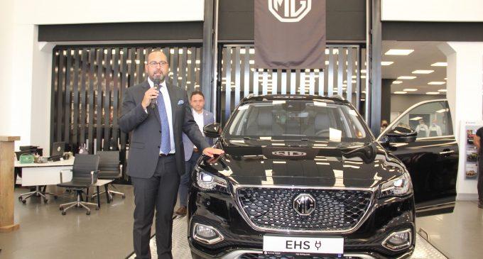 MG, 4'üncü büyük pazara girdi