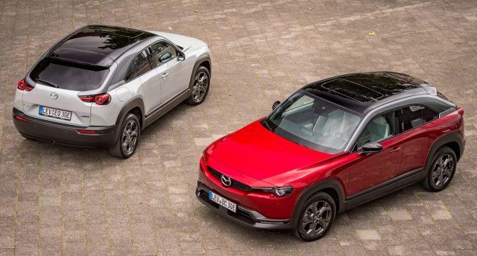 Mazda, Avrupa'da atağa kalkıyor