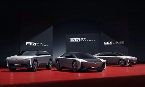 Honda'nın yeni elektrikli vizyonu
